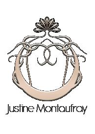 Justine Montaufray Logo